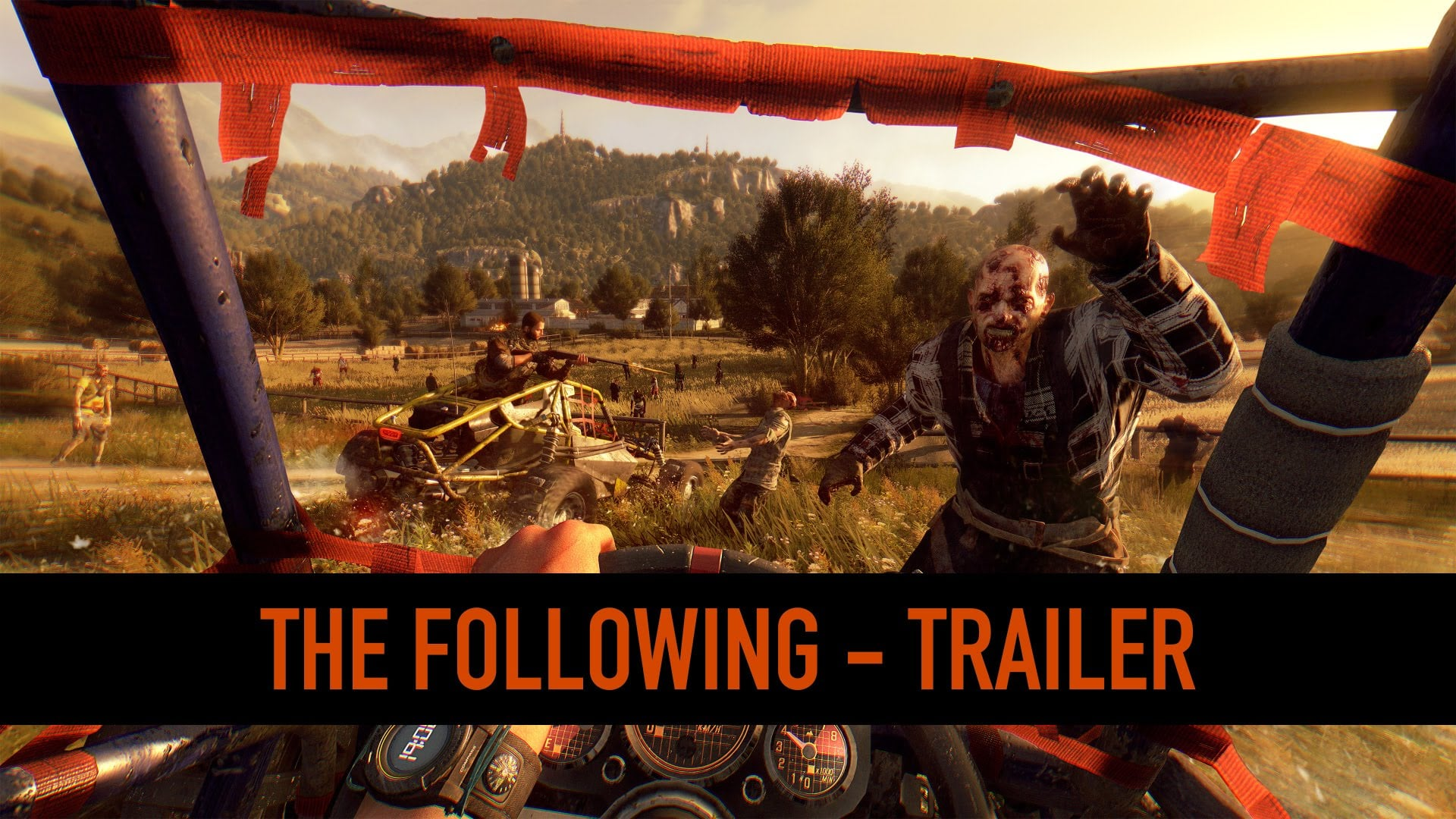 dyinglight the following trailer