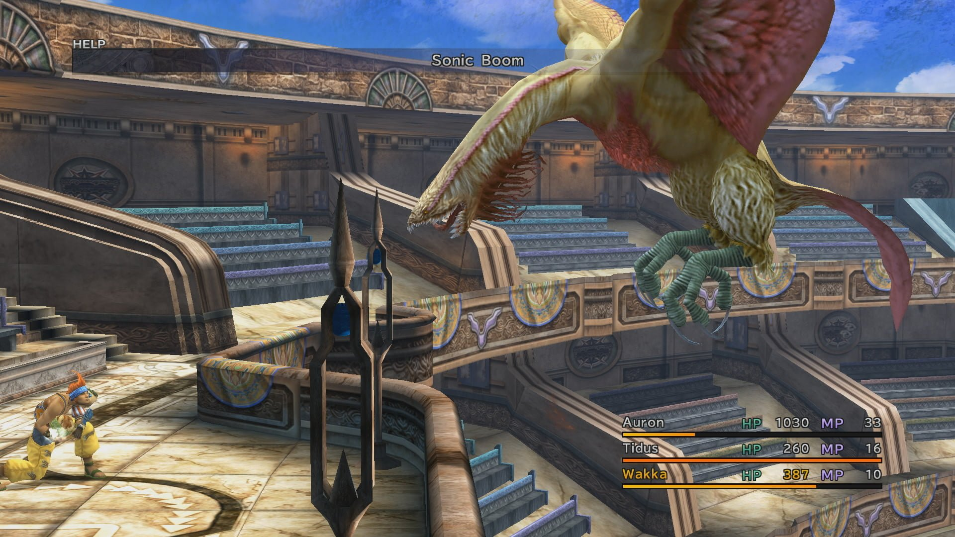 final fantasy x wiki guide ign - HD 1920×1080