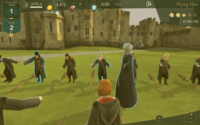 Panduan Class Quiz Questions Answers Harry Potter Hogwarts Mystery Jonooit
