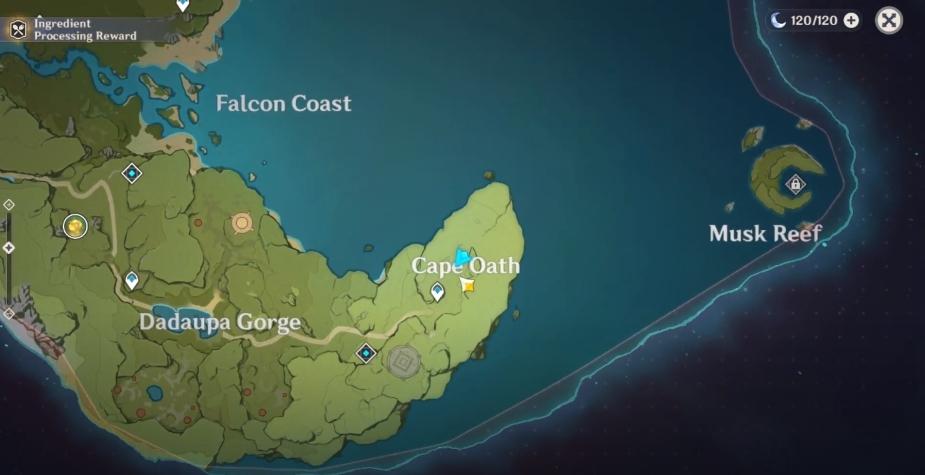 Panduan Mengakses Pulau Musk Reef Mengaktifkan Spiral Abyss Genshin Impact Jonooit